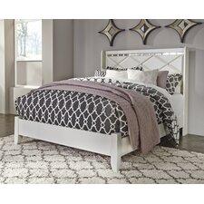 Melania Panel Customizable Bedroom Set by House of Hampton
