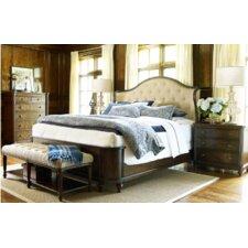 Saville Platform Customizable Bedroom Set by Rosalind Wheeler