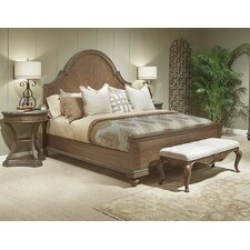 Macgregor Arched Panel Customizable Bedroom Set by Rosalind Wheeler