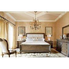 Macgregor Upholstered Platform Customizable Bedroom Set by Rosalind Wheeler