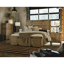 Brigadoon Panel Customizable Bedroom Set by Loon Peak®