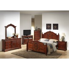 Cavender Panel Customizable Bedroom Set by Darby Home Co®