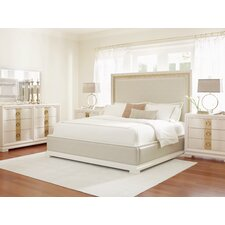 Recinos Upholstered Platform Customizable Bedroom Set by Mercer41