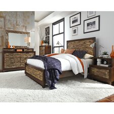 Adonia Panel Customizable Bedroom Set by World Menagerie