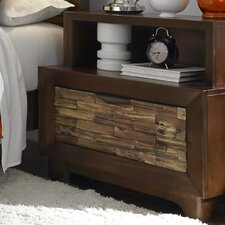 Adonia 1 Drawer Nightstand by World Menagerie