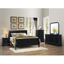 Caldello Panel Customizable Bedroom Set by Darby Home Co®