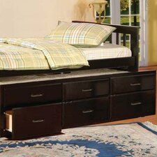 Woodhaven Daybed with Trundle by Darby Home Co®