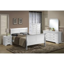 Caldello Twin Panel Customizable Bedroom Set by Darby Home Co®