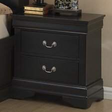 Caldello 2 Drawer Nightstand by Darby Home Co®