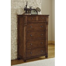 Vista 6 Drawer Chest by Loon Peak®