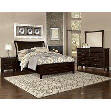 Aker Customizable Bedroom Set by Latitude Run