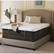 Lux Estate Hybrid Shylah 13.5 Inch Firm Mattress by Stearns & Foster