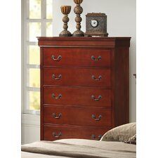 Alma 5 Drawer Chest by Alcott Hill®