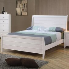 Lindamere Full Storage Footboard, 2 Drawers and Base by Breakwater Bay