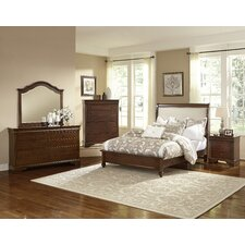 Aldridge Upholstered Platform Customizable Bedroom Set by Darby Home Co®