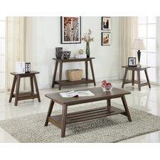 Varick Gallery® Halley 4 Piece Coffee Table Set