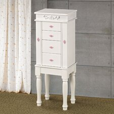 Antibes Jewelry Armoire by August Grove®