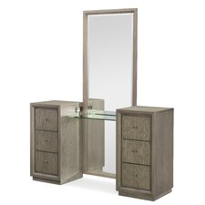 Highline by Rachael Ray Home Vanity with Mirror by Rachael Ray Home by Legacy Classic