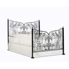 Elvis Presley Edition Gates of Graceland Bed Frame by Henson Metal Works On sale