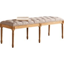 Ambre Upholstered Bedroom Bench by Lark Manor