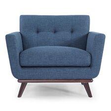 Jackie Mid Century Modern Club Chair
