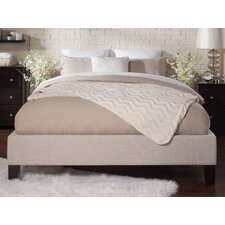 Alejandro Upholstered Traditional Queen Bed Frame by Latitude Run