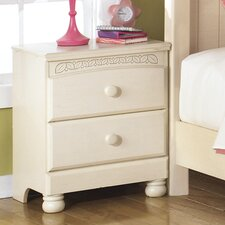 Florence Drawer Night Stand by Viv + Rae