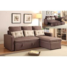 Sleeper Sectional by Wildon Home ®  sc 1 st  Loveseats : wildon home sectional - Sectionals, Sofas & Couches