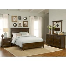 Mortemart Panel Customizable Bedroom Set by August Grove®