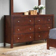 Brennen 6 Drawer Dresser by Latitude Run