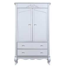 Aurora Armoire by Evolur