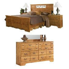 Cheyanne Panel Customizable Bedroom Set by August Grove®