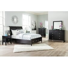 Crockett Panel Customizable Bedroom Set by Red Barrel Studio®