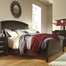 Crawfordsville Sleigh Side Rails by Red Barrel Studio®