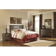 Damien Panel Customizable Bedroom Set by Rosalind Wheeler