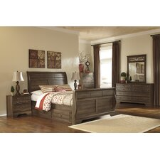 Damien Sleigh Customizable Bedroom Set by Rosalind Wheeler Compare Price