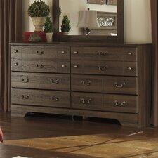 Damien 6 Drawer Dresser by Rosalind Wheeler