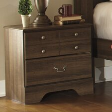 Damien 2 Drawer Nightstand by Rosalind Wheeler