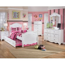 Emma Panel Customizable Bedroom Set by Viv + Rae