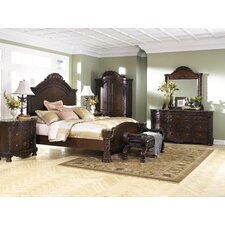 Chapell Panel Customizable Bedroom Set by Astoria Grand