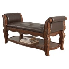 Carnearney Upholstered Bedroom Bench by Astoria Grand