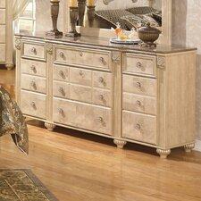 Villa San Michele 9 Drawer Dresser by Astoria Grand