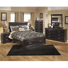 Easterbrooks Queen Panel Customizable Bedroom Set by Three Posts