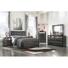 Venetia Panel Customizable Bedroom Set by House of Hampton