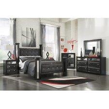 Venetia Panel Customizable Bedroom Set by House of Hampton Reviews