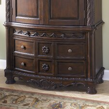 Chapell Armoire Base by Astoria Grand