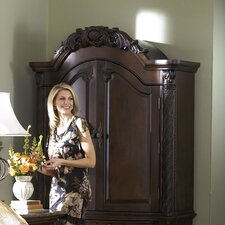 Chapell Armoire Top by Astoria Grand