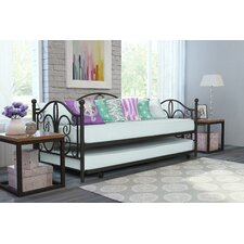 Baleine Daybed with Trundle by August Grove®