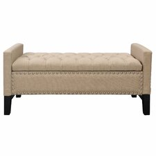 Cabot Storage Bedroom Bench by Inspired Home Co.