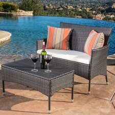 Louella 2 Piece Lounge Seating Group by Andover Mills®